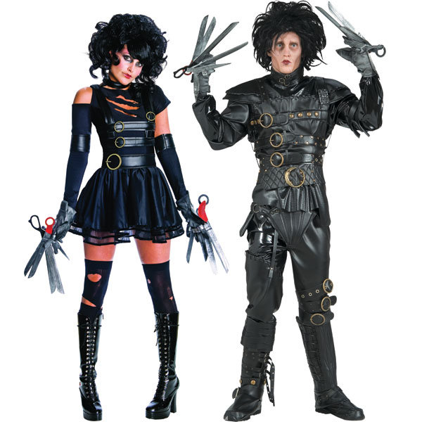 Mr. and Mrs. Scissorhands