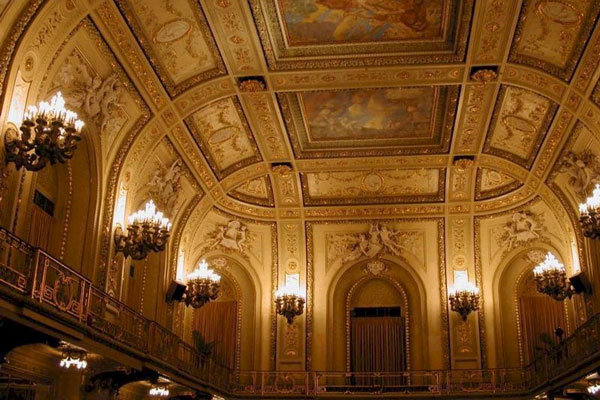Congress Hotel Haunted Room