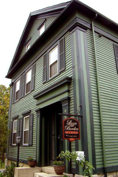 Lizzie Borden Bed & Breakfast in Fall River, MA
