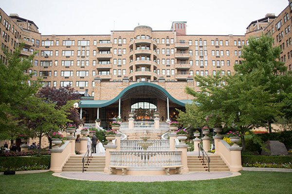 Omni Shoreham Hotel in Washington D.C.