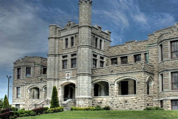 Pythian Castle in Springfield, MO