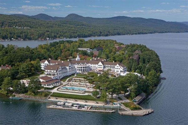 The Sagamore Resort in Bolton Landing, NY