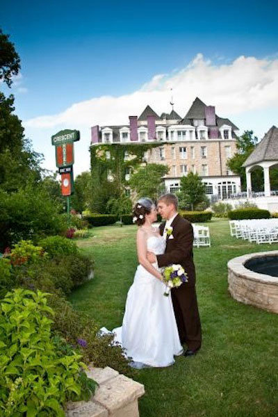 The Crescent Hotel & Spa in Eureka Springs, AR