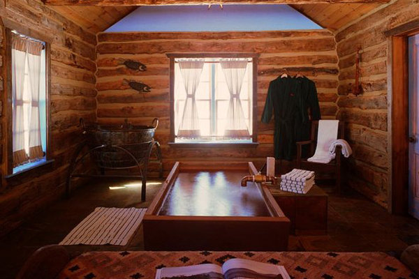 Well House Cabin at Dunton Hot Springs Resort in Dolores, CO