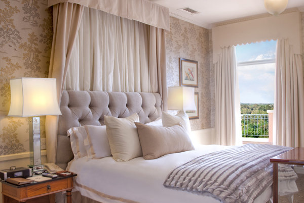 Presidential Suite at Westcliff, by Orient-Express, in Johannesburg, South Africa
