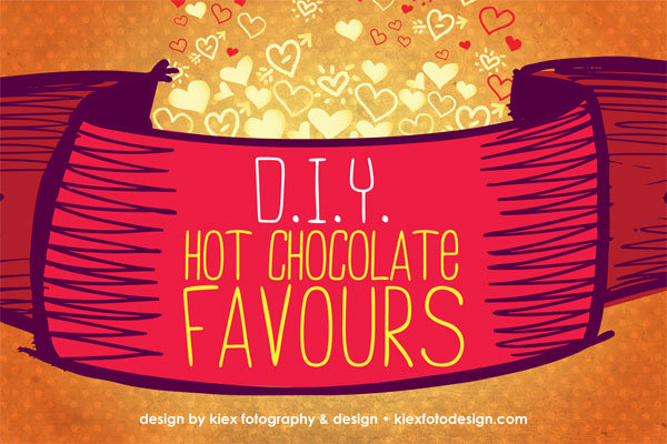 DIY Hot Chocolate Favors