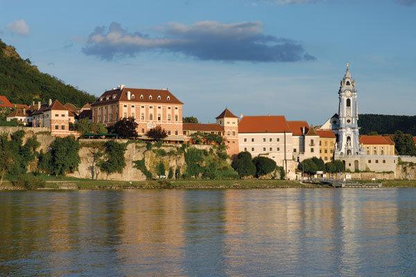 Hotel Schloss Duernstein, Austria
