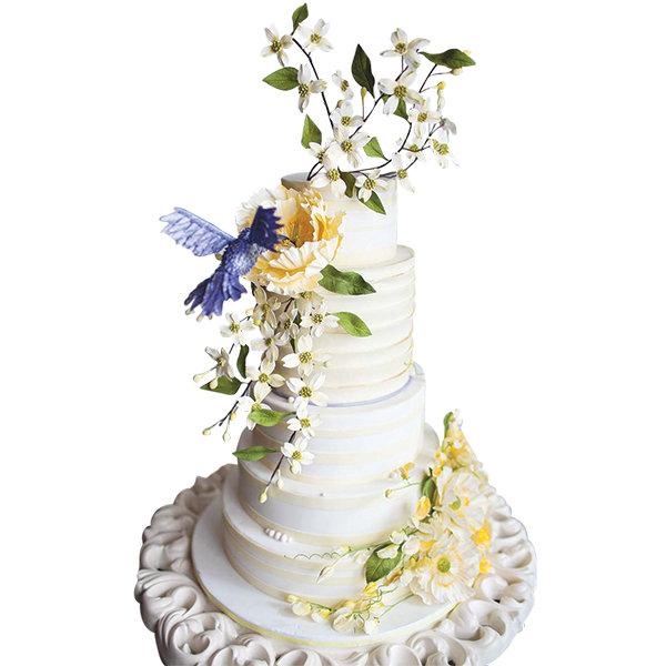 5 Fabulous Wedding Cake Creations