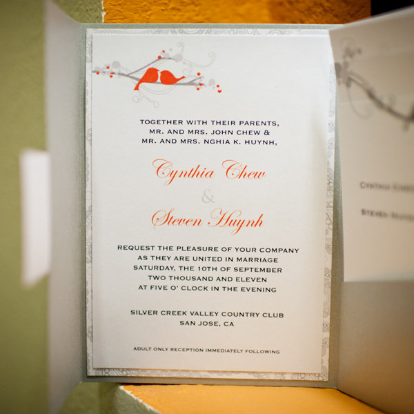 Invitations: Engraving