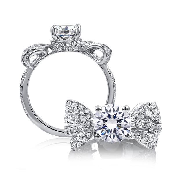 Fabulous Offbeat Engagement Rings BridalGuide
