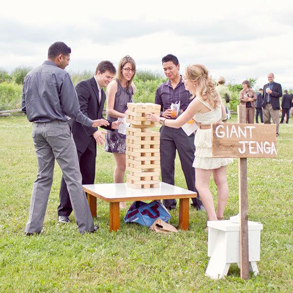 Yard Games: Jenga