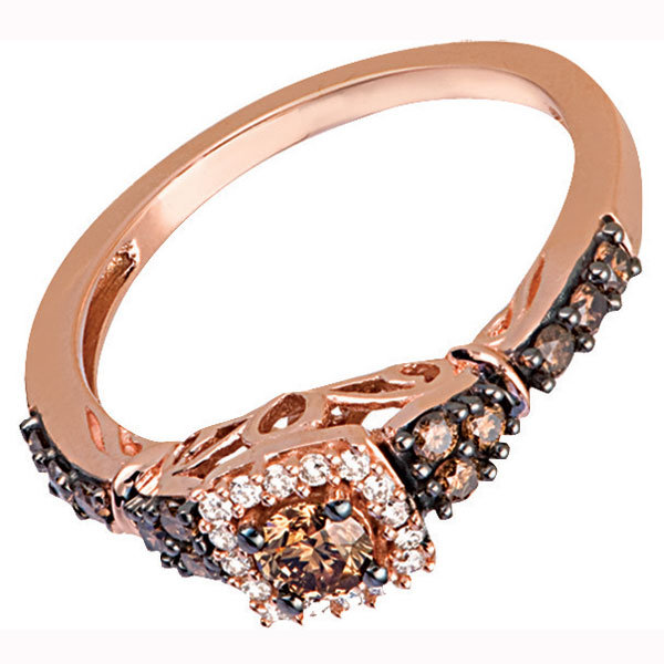 Rose Gold Ring Rose Gold Ring Kays Jewelry