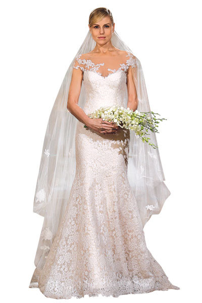 Ornate Lace Wedding Gowns | BridalGuide