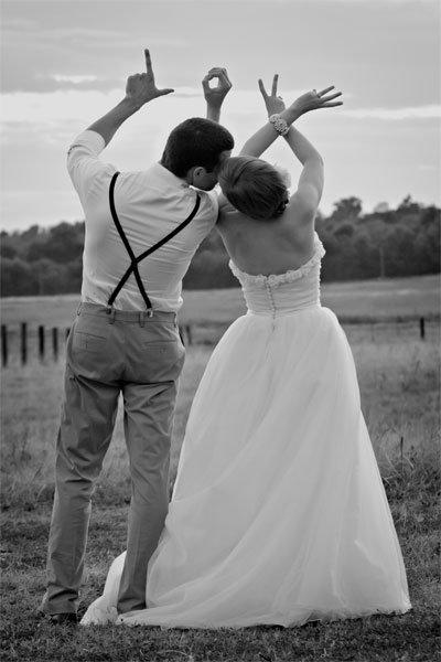 Kiểu ảnh cưới nhất định phải có trong album cưới 6