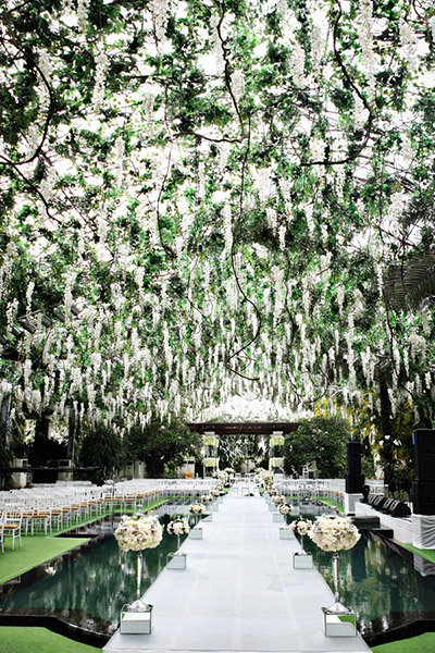 Enchanting Ceremony Setups