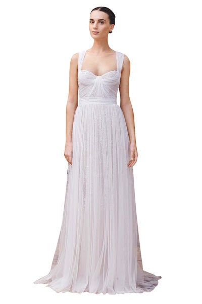 7 Wedding Gowns Fit for a Goddess | BridalGuide