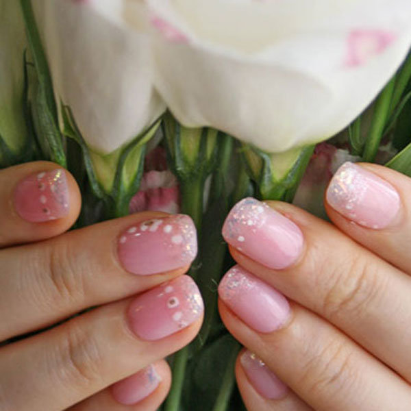 For Craft Masters: Bridal Nail Art