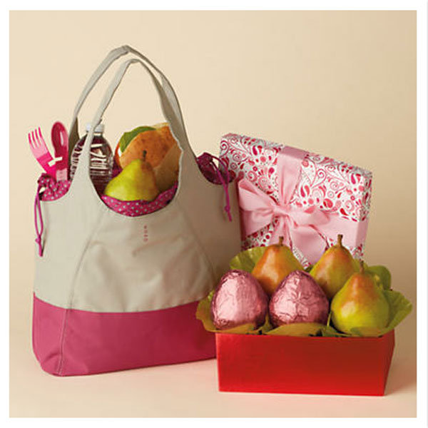 $50 and Under: Pink Pear Tote Gift