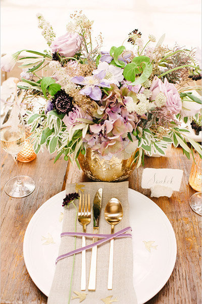 Chic Centerpieces