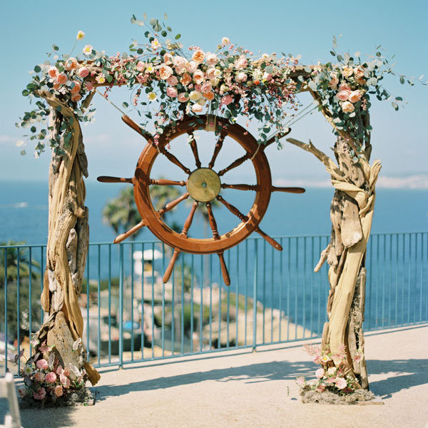 Wedding Altar Meaning: 25 Ways To Get Nautical At Your Wedding
