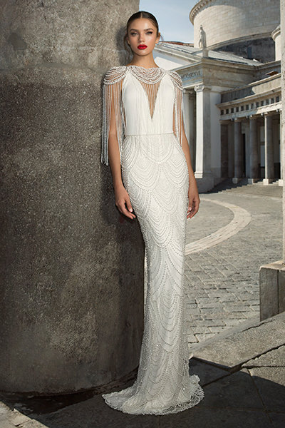 Julie Vino 167094 Wedding Gown