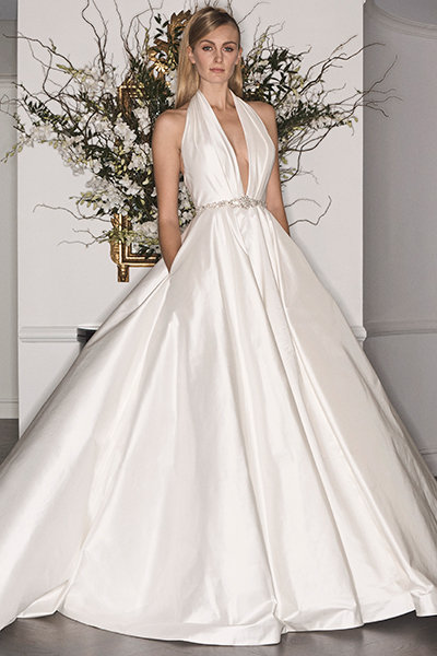 Heavenly halter wedding dresses bridalguide legends by romona keveza 167190 wedding gown junglespirit Choice Image