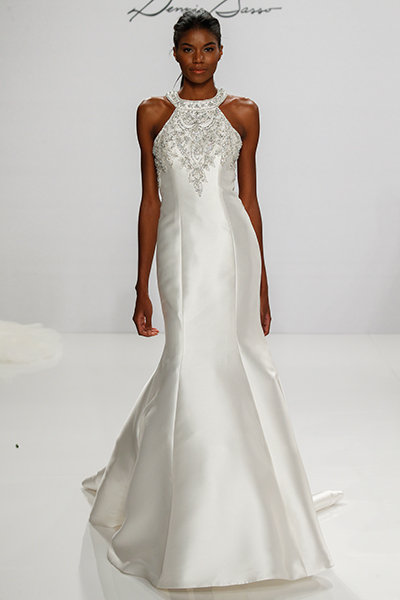 Dennis Bo 167194 Wedding Gown