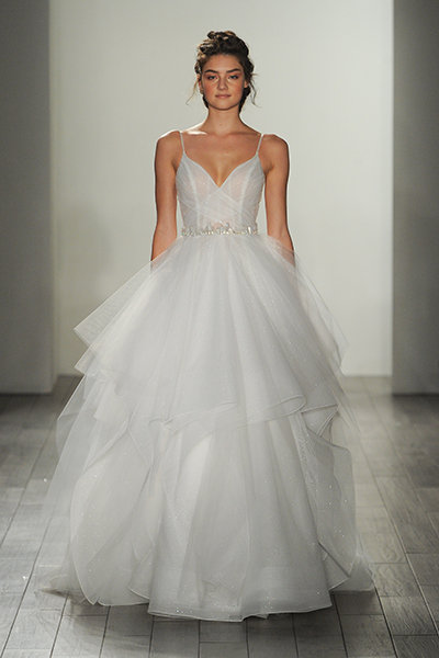 Hayley Paige 167260 Wedding Gown