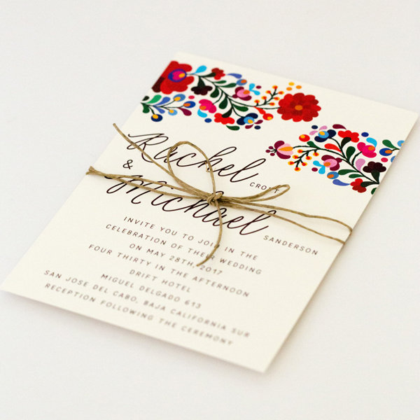 When To Send Out Wedding Invitations For Destination Wedding: Wedding Invitations By Style: Find The Right Fit For Your