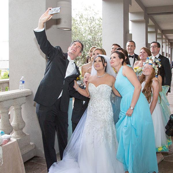 Wedding Altar Selfie: Real Couples' Favorite Wedding-Day Memories