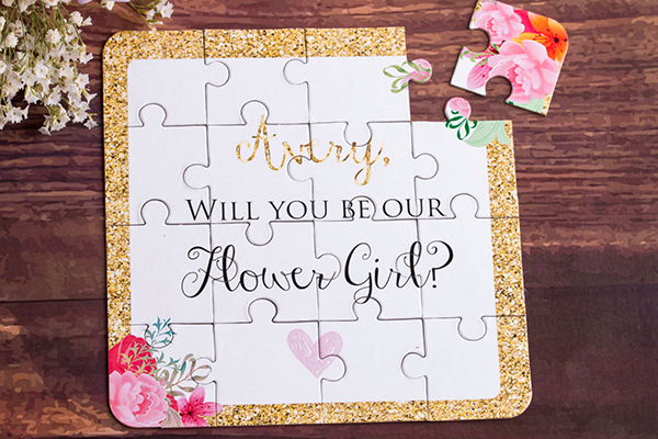 How to Ask -169718. Your flower girl ...