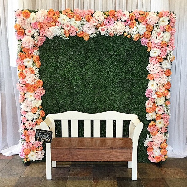 innovative backdrops - Photo Booth Design Ideas