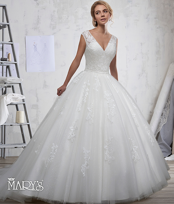 Find Your Fantasy Wedding Gown From One Of These Five