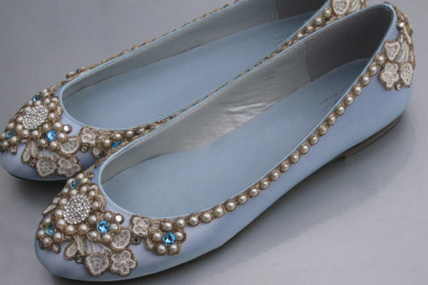 Something Blue by Beholden Bridal