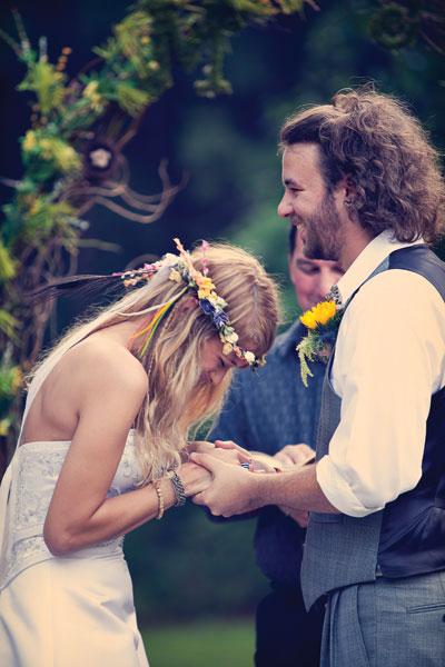 Spontaneous Vows