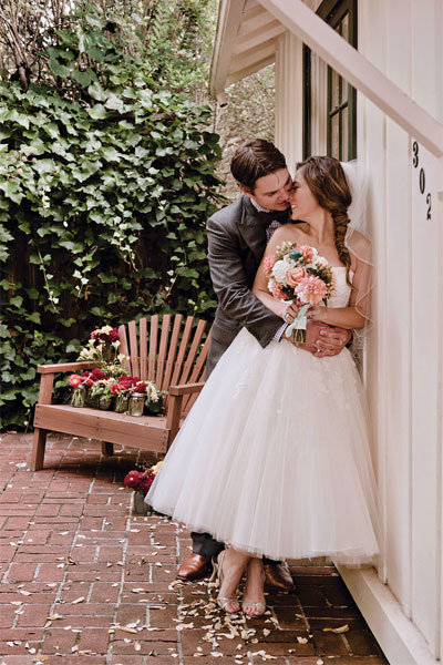 100 Ideas For Spring Weddings Bridalguide