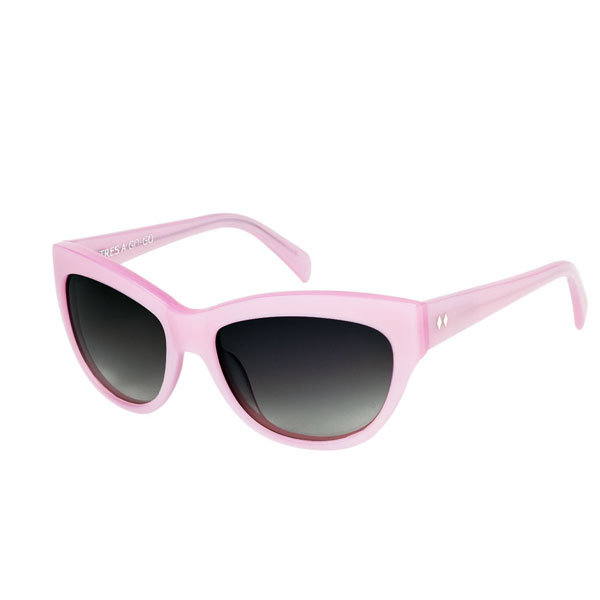 Honeymoon Necessities: Pink Sunglasses