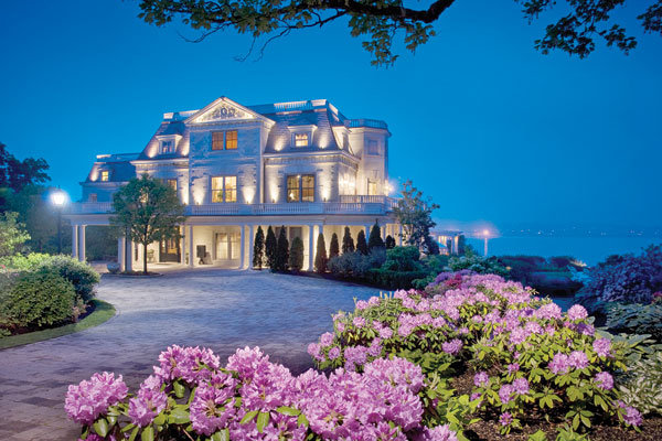 The Majestic Chanler: Newport, Rhode Island