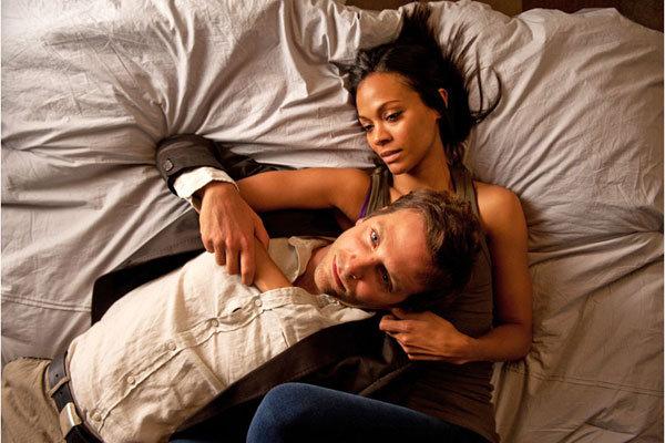 3. Zoe Saldana and Bradley Cooper