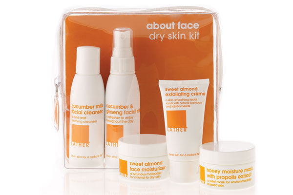 Travel-Ready Kits: Face