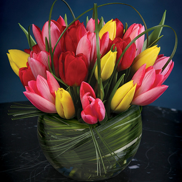 April Bouquets: Flowers In Season: April