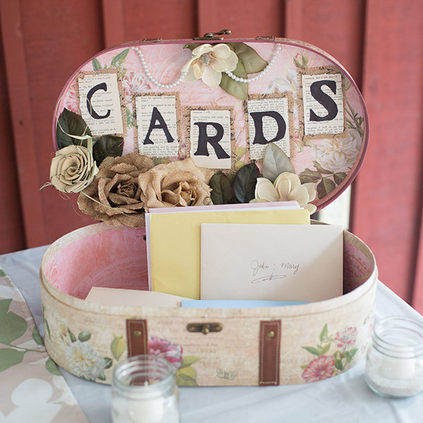 16 Fun Ideas for Your Wedding Card Box – Wedding Box for Cards Ideas