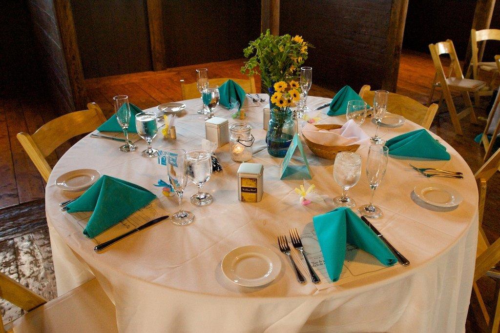 Wedding Ideas By Color Blue Bridalguide