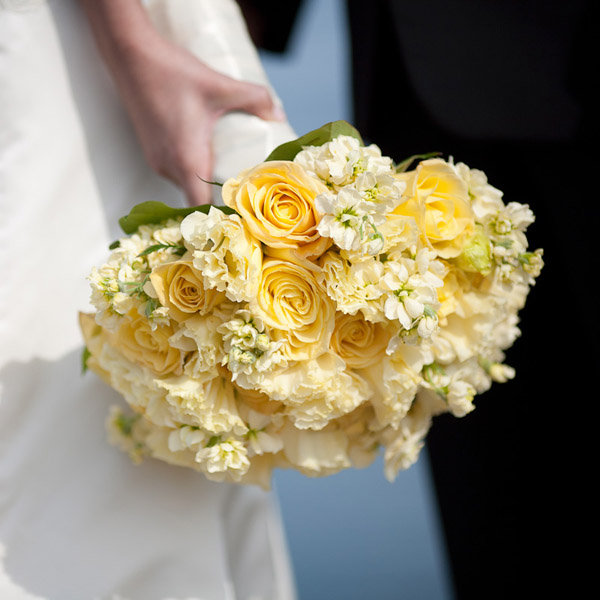 Wedding Flowers Yellow Roses: Wedding Ideas By Color: Yellow