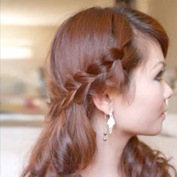 For Craft Masters: 5 DIY Braided Hairstyles