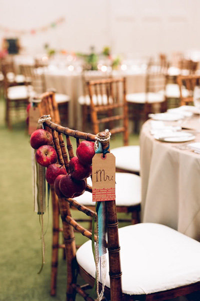Reception Décor