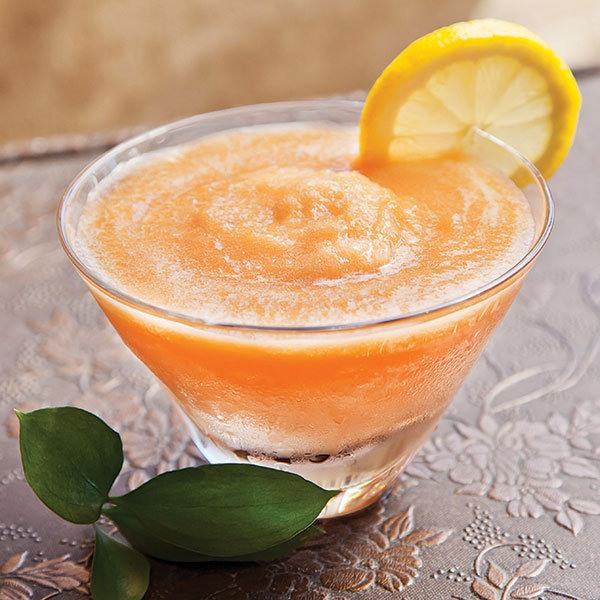 Cantaloupe Tea Daiquiri