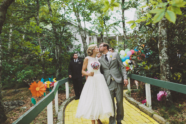 25 of the Most Unique Wedding Themes Weve Ever Seen BridalGuide