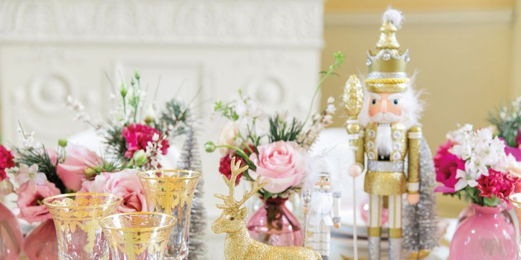 nutcracker wedding decor
