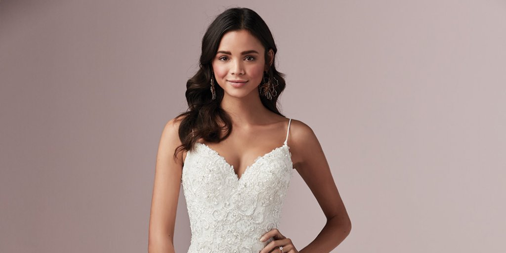 Rebecca Ingram wedding gown